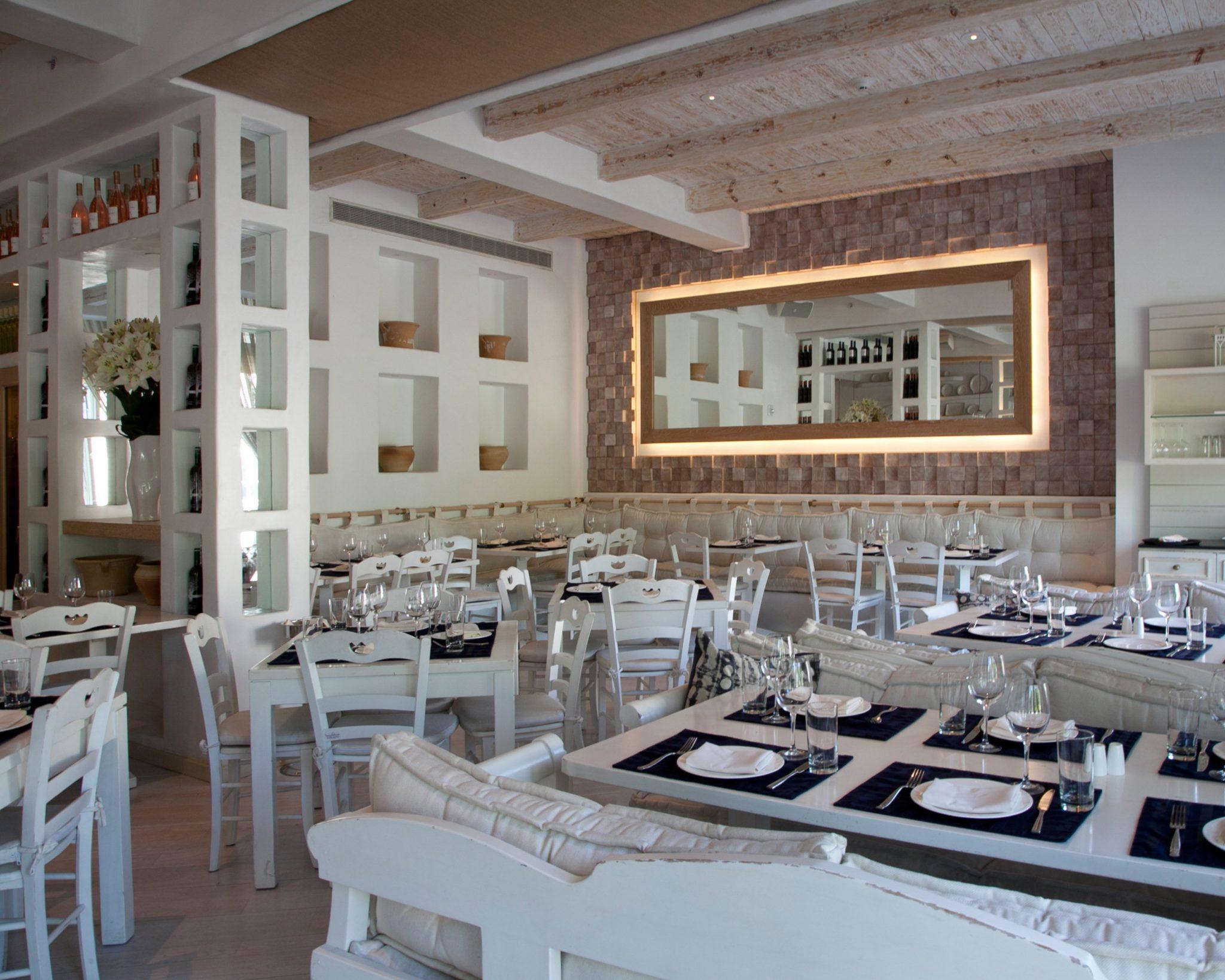 kyma restaurant roslyn paris k design interior design. Black Bedroom Furniture Sets. Home Design Ideas