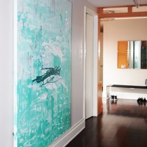Lincoln Center Apartment_Paris K Design 7_Gallery wall