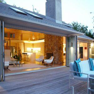 Mattituck_Paris K Design_30_view from deck - to Liv Rm LR