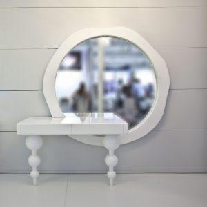 Paris K Design Vanity Set no light
